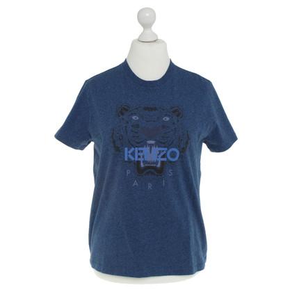 Kenzo T-shirt en bleu