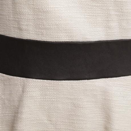 in Beige in Schwarz DKNY Kleid DKNY Creme Beige Kleid 7Tgvnqw6