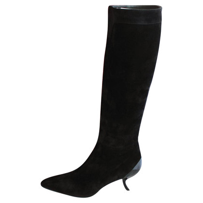 Roger Vivier Suede boots