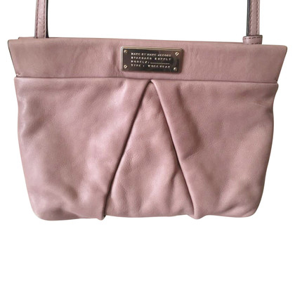 Marc by Marc Jacobs clutch in pink
