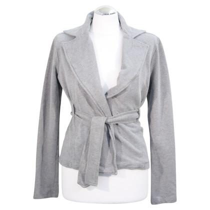 Armani Jeans Giacca in grigio