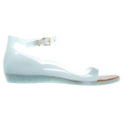 Furla Sandals in grey blue