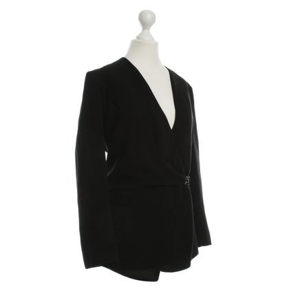 Giorgio Armani Top in zwart