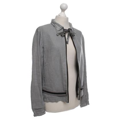 Prada Sporty short jacket made of linen