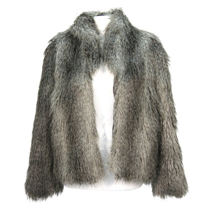 French Connection Short faux fur
