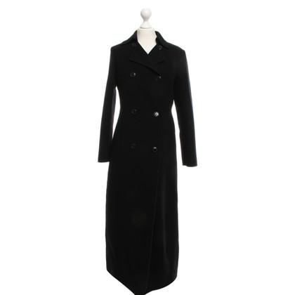 Strenesse Wollen jas in zwart