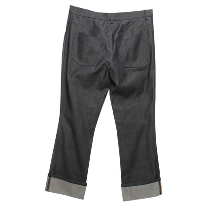 Louis Vuitton trousers in grey