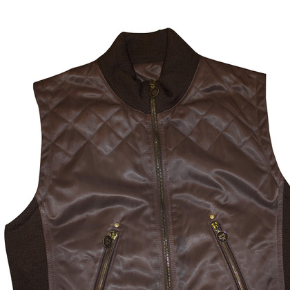 MCM Quilted vest