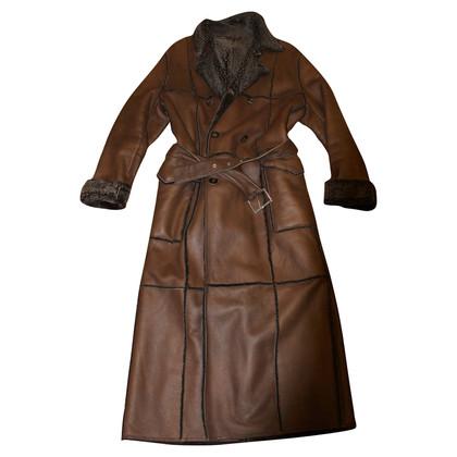 Hugo Boss Sheepskin coat