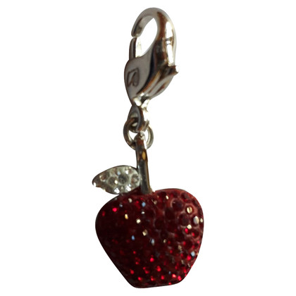 Swarovski Pendant red apple