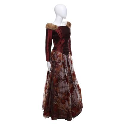 Ella Singh evening gown 2 parts
