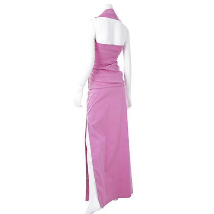 Talbot Runhof 2-piece evening dress