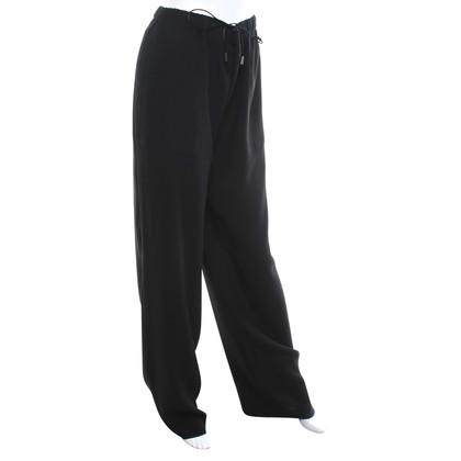 Marina Rinaldi Brede broek in zwart