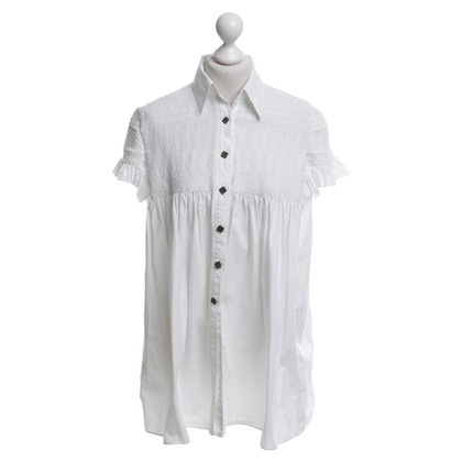 Christian Lacroix Blouse in white