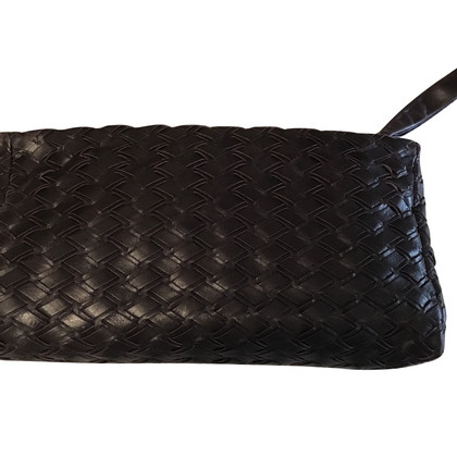 Miu Miu Maxi Pouches Miu Miu in purple leather