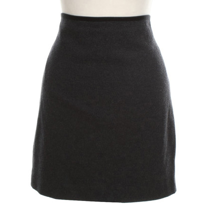 Marc Cain Wool skirt in gray