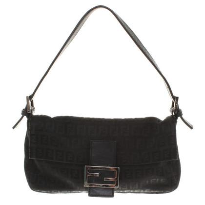 Fendi Handtasche mit Zuccamuster