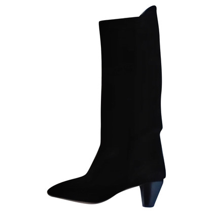 Isabel Marant Etoile Stivali in camoscio