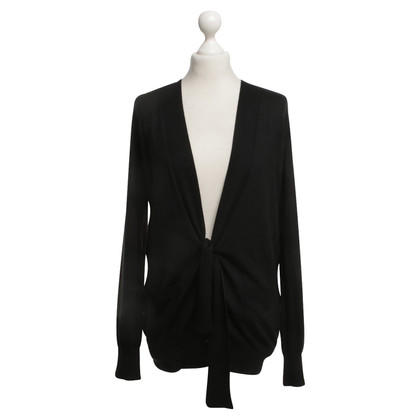 Jil Sander Cardigan in Black
