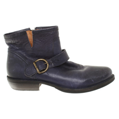 Fiorentini & Baker Boots in Dark Blue