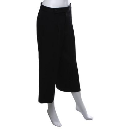 Yohji Yamamoto Culotte in nero