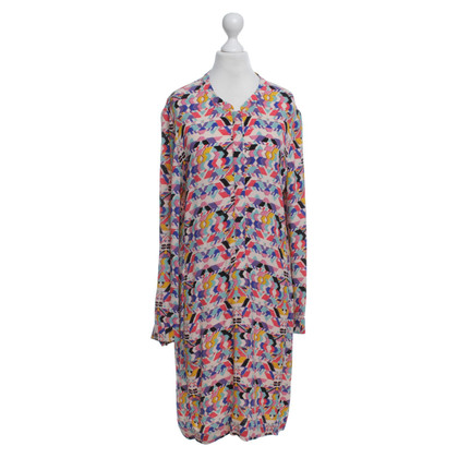 Antik Batik Dress with colorful pattern