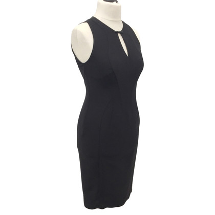 Gianni Versace Black viscose dress