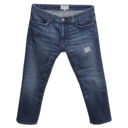 Current Elliott Jeans in blu scuro