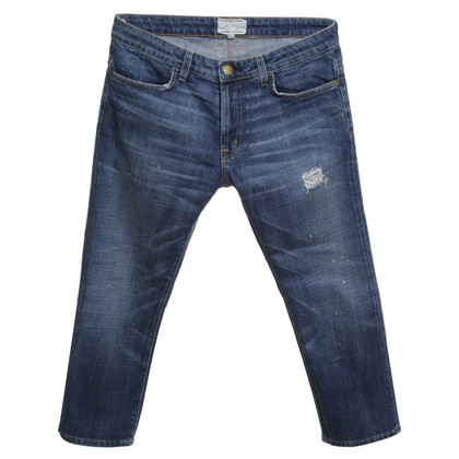 Current Elliott Jeans in dark blue