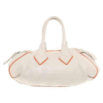 Vivienne Westwood Handbag in beige / orange
