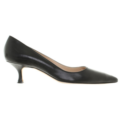 Manolo Blahnik pumps in zwart