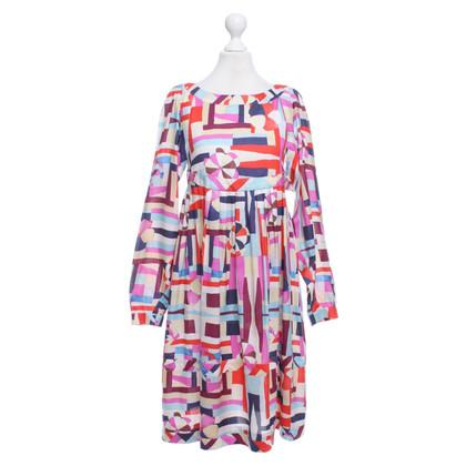 Chanel Kleid mit buntem Muster