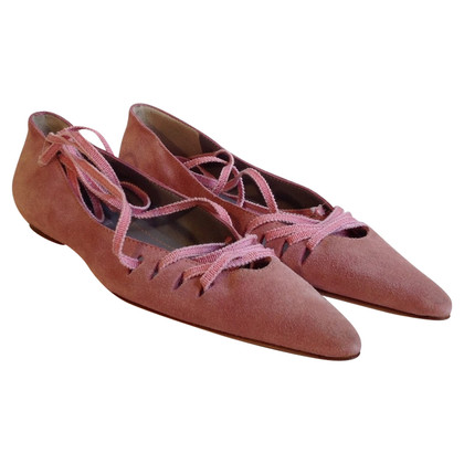 Philosophy di Alberta Ferretti Ballerina's in Rosé