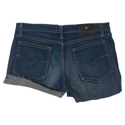 Versace Short in jeans