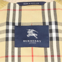Burberry Mantel in Beige