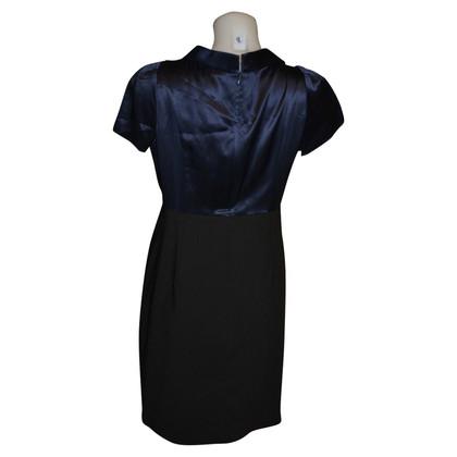 L.K. Bennett Dress made of silk / new wool