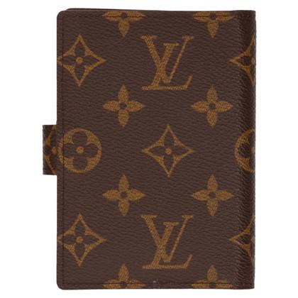 Louis Vuitton Agenda à partir de Monogram Canvas