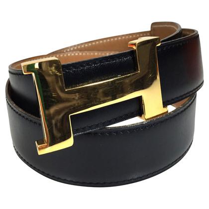 Hermès cinghia reversibile