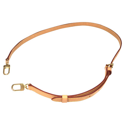 Louis Vuitton Leather shoulder straps