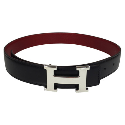 Hermès reversible belt