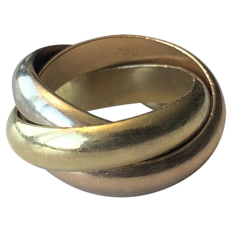 cartier trinity ring price 2016