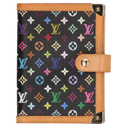 """Louis Vuitton """"Agenda Fonctionnel Monogram Multicolore Canvas"""""""
