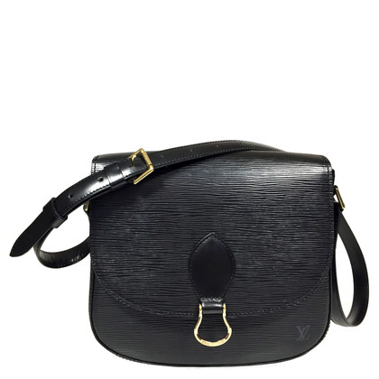 "Louis Vuitton ""Saint Cloud GM EPI leather black"""
