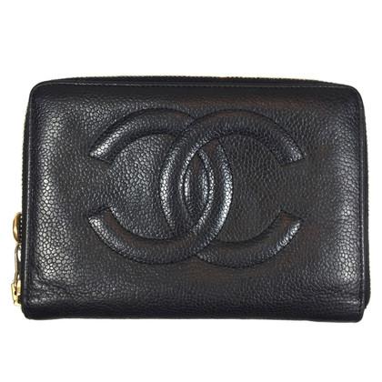 Chanel Portemonnee van Caviar Leather