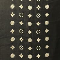 Louis Vuitton Monogram zijden sjaals / acetaat