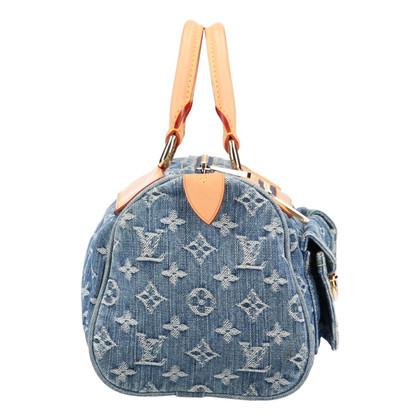 """Louis Vuitton """"Neo Speedy Monogram Denim"""""""