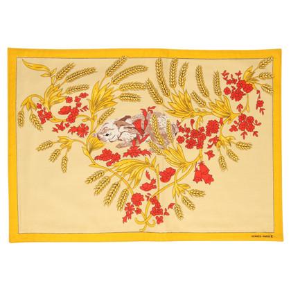 Hermès table mat