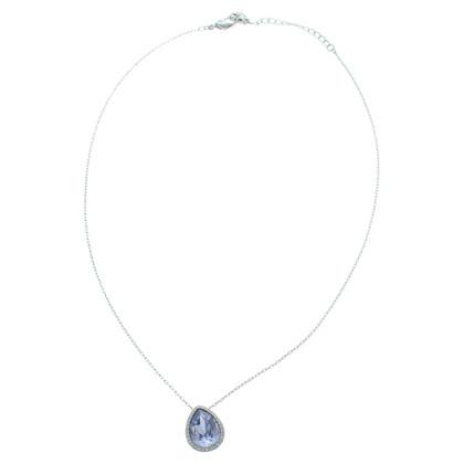 Swarovski Zilveren sieraden set