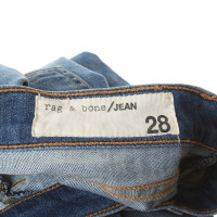 Rag & Bone Jeans blue
