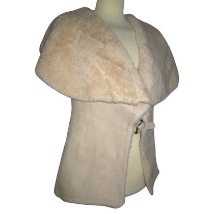 Givenchy fur vest